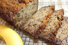 banánový chlieb