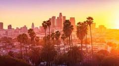 cestovanie po Kalifornií