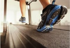 chôdza na pase a posilňovanie nôh