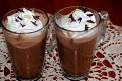 domáca ľadová káva