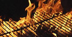 hasenie grilu