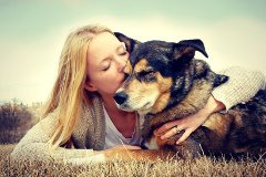 láska ku psovi a ako sa zbaviť štekania psa