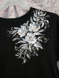 maľovanie na tričko