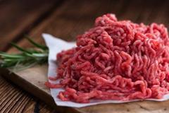 mleté mäso na domácu sekanú