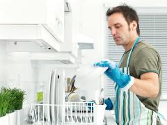 mužské povinnosti v dome