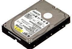 návod na údržbu pevných diskov