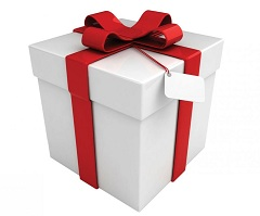 nevhodný darček