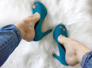 ako správne roztiahnuť nové topánky