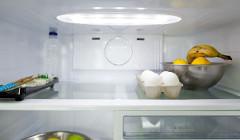 obsah chladničky