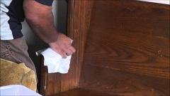 opraviť poškodený povrch nábytku