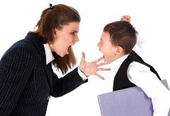 agresia voči rodičom