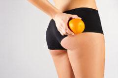 pomarančová kôra a boj proti celulitíde