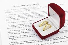 predmanželská zmluva a jej vyhotovenie