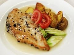 recept na morčacie mäso so zemiakmi