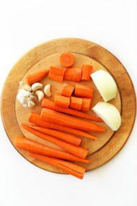 recept na mrkvovú polievku