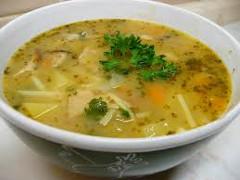 recept na zeleninovú polievku