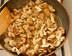 recept pre hovädzie na hubách