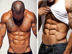 six-pack a návod ako vyrysovať svalstvo