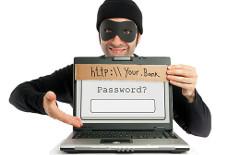 spamová pošta - phishing