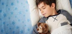 spiaci chlapec a ako upraviť detskú izbu
