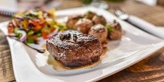 urobiť steak