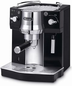 výber espresso kávovaru
