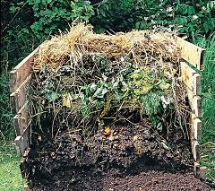 výroba kompostu