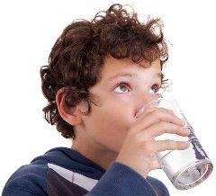 voda na zbavenie sa štikútky