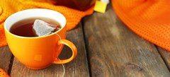 vreckový čaj