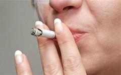 závislosť na fajčení