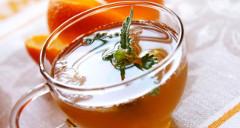 zázvorový čaj a jeho liečivé účinky