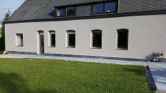 zateplenie fasády domu