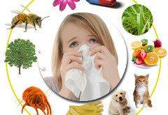 zbaviť sa alergie