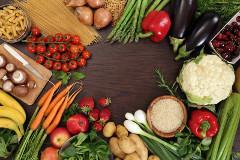 zdravé jedlo