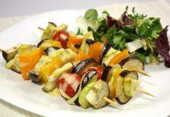 zeleninový špíz