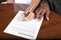 dohoda o výživnom
