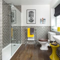 zrekonštruujte si kúpeľňu samy