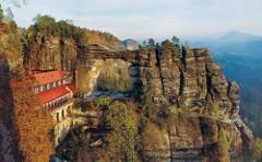 Českosaské Švajčiarsko - návšteva