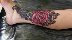 čerstvé tetovanie