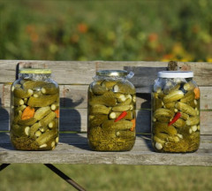 Ako pripraviť nakladané uhorky