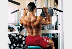 Ako si vypracovať široký chrbát