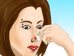 ako čistiť piercing