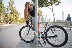 ako poistiť bicykel