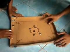 ako sa hrá karambol