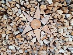 ako sušiť drevo