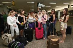 batožina na letisku