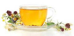 bylinkový čaj na prechladnutie