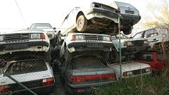 ekologická likvidácia auta