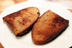 hrianky zo starého chleba