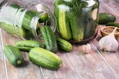nakladané uhorky